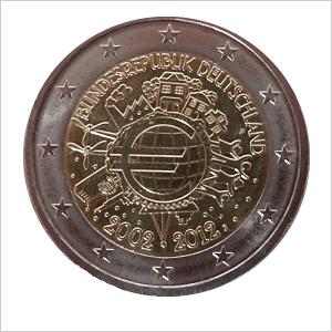 2ユーロ記念硬貨