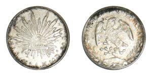 メキシコ貿易銀