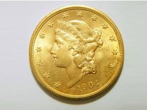 コロネットヘッド金貨