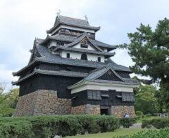 島根県のお城