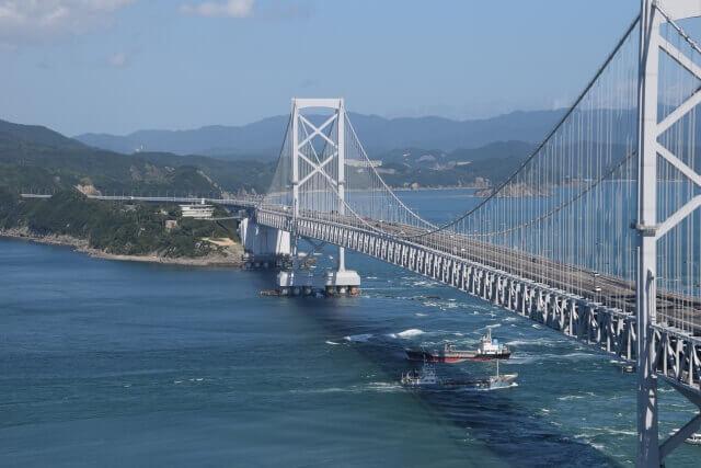 徳島県の海