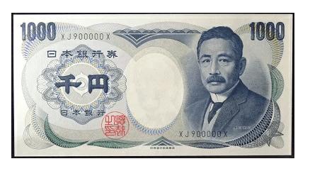 キリ番の紙幣