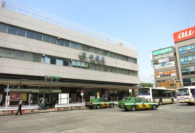 中野駅周辺