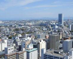 新潟県の町並み