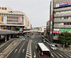 北九州市の街並み